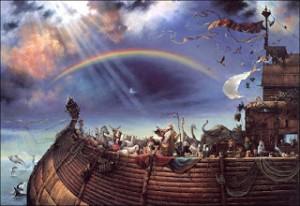 4. Noahs_Ark_Rainbow