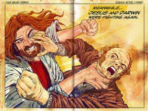 5.jesus-vs-darwin